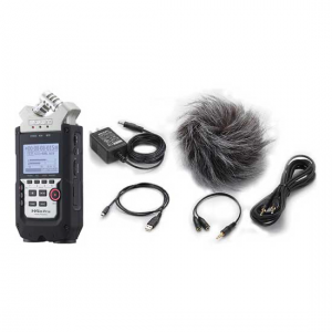 ZOOM H4N PRO With Accessory Pack